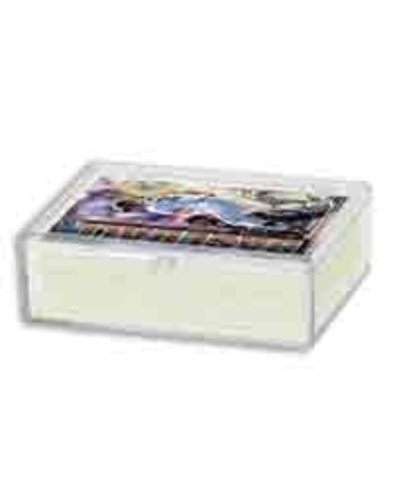 Ultra Pro Box Hinged 50 Clear