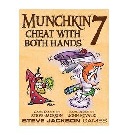 Steve Jackson Games Munchkin 7 Cheat with Both Hand