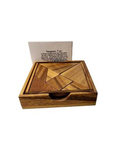 Creative Crafthouse Tangram Medium Wood