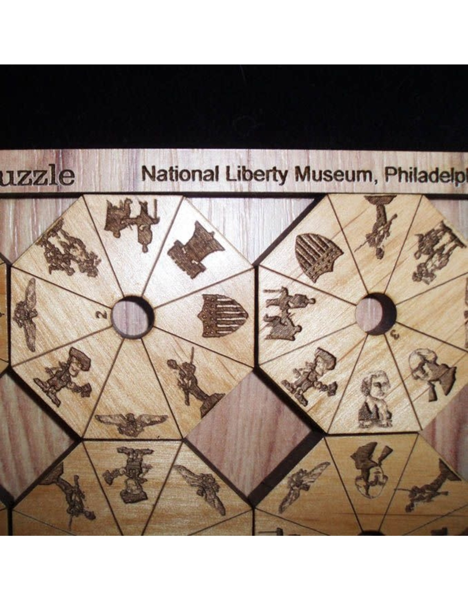 Creative Crafthouse Liberty 1776 Puzzle