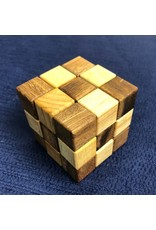 Creative Crafthouse Snake Puzzle Medium Beveled Edges