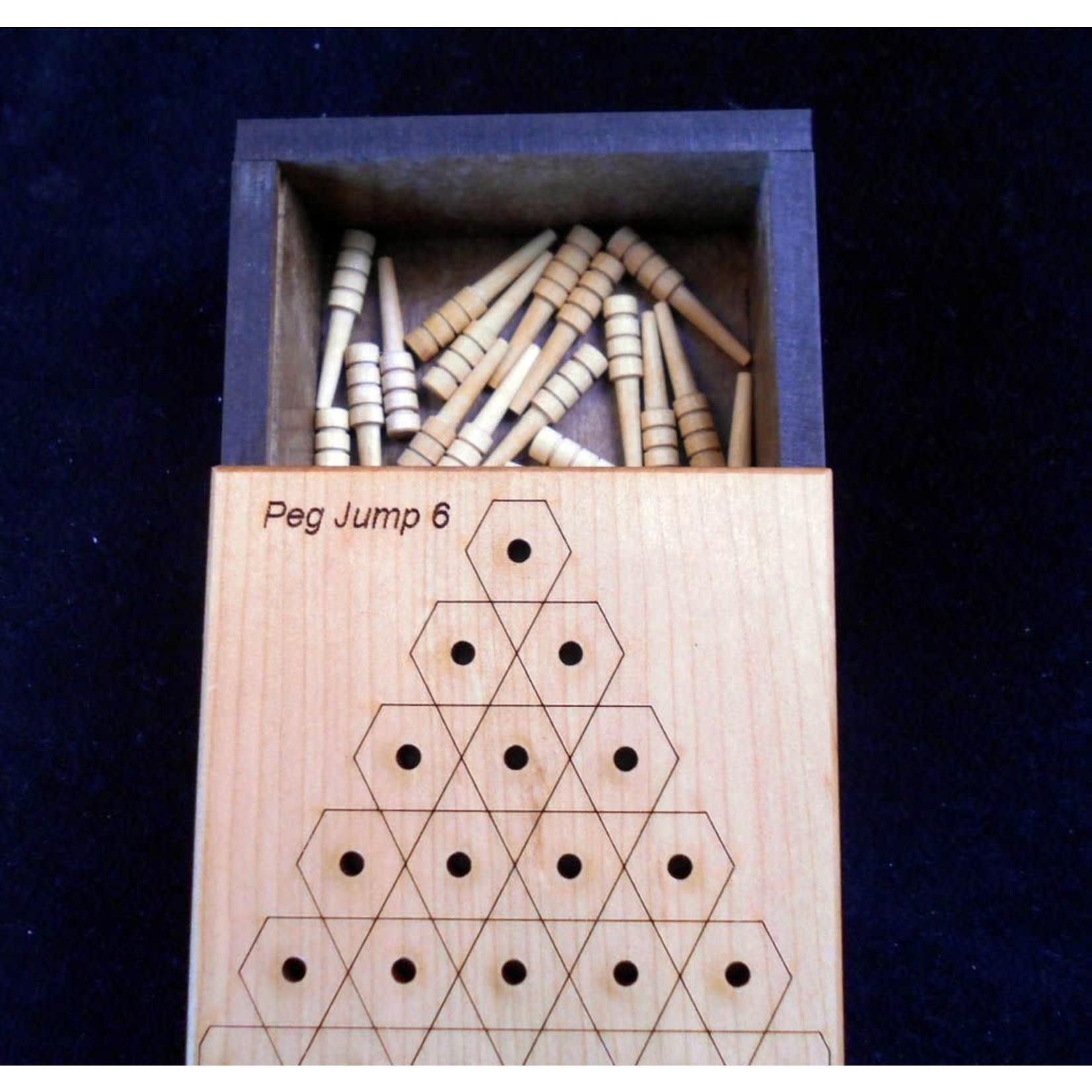 Creative Crafthouse Peg Jump 6