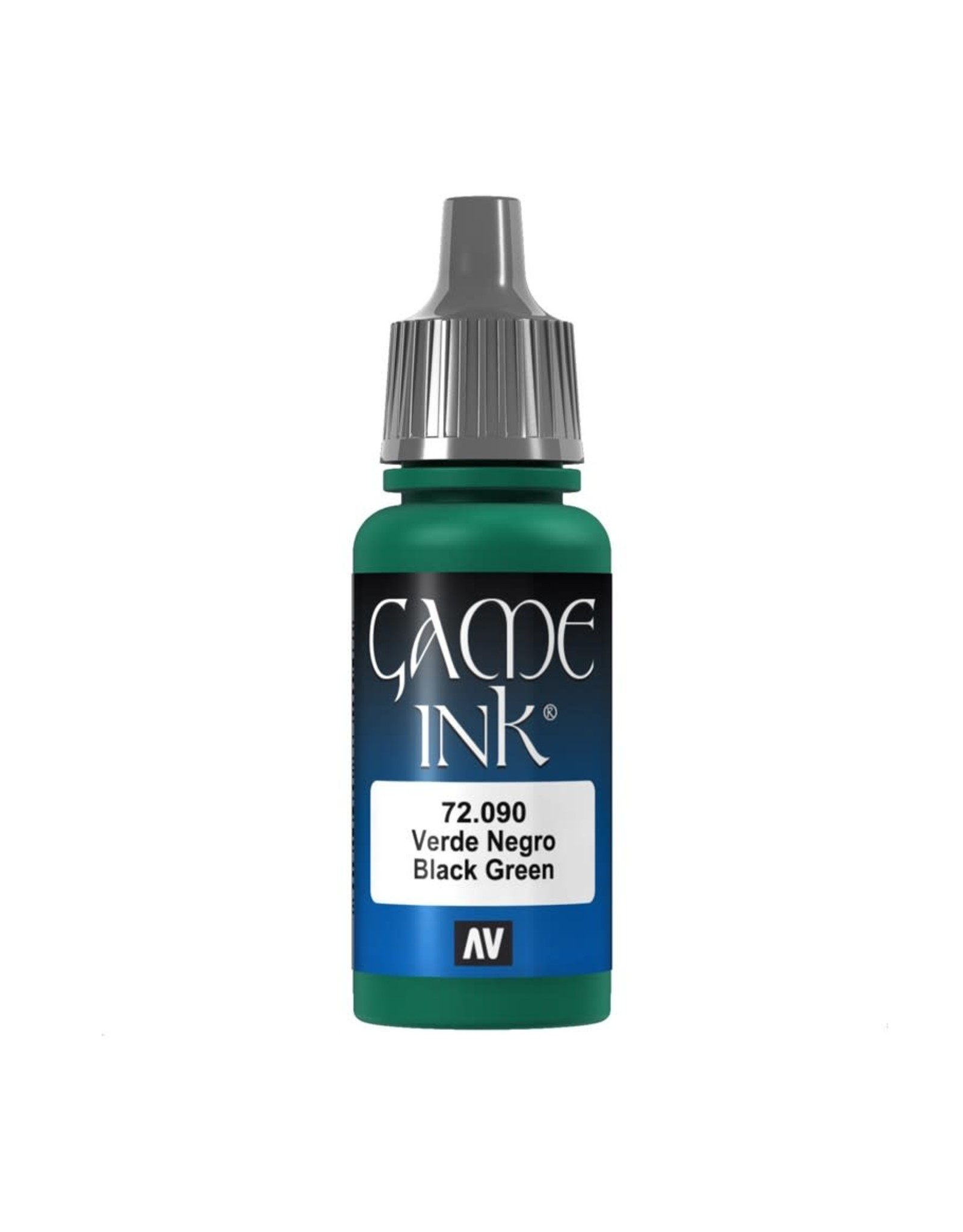 Vallejo Ink: Black Green 72.090