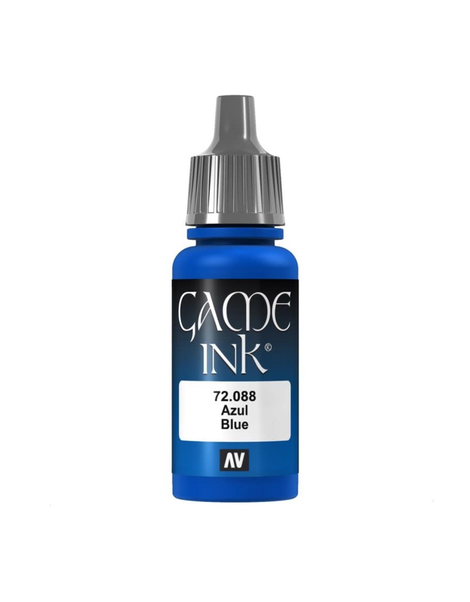 Vallejo Ink: Blue 72.088