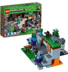 LEGO LEGO Minecraft The Zombie Cave