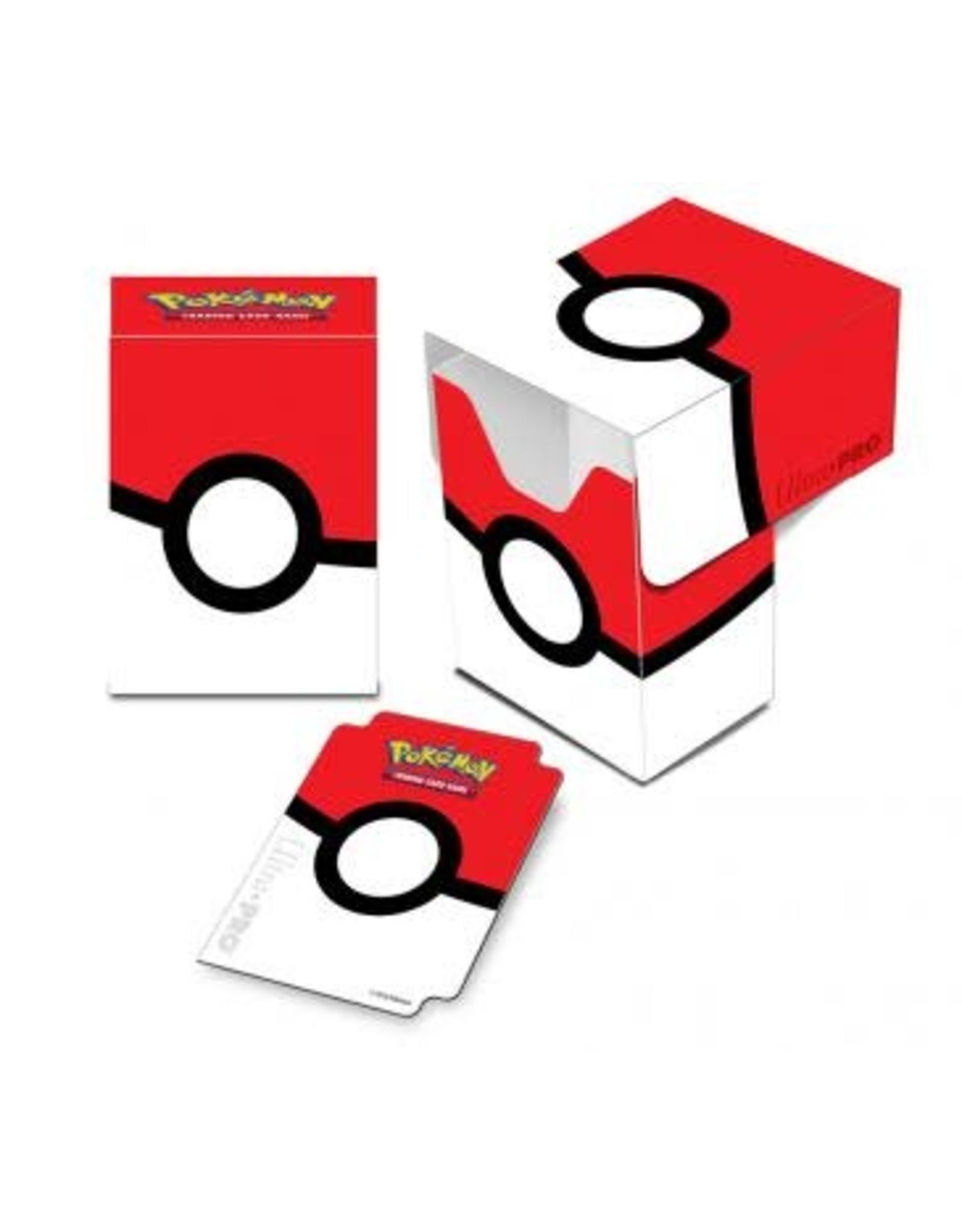 Ultra Pro Pokemon: Pokeball Deck Box