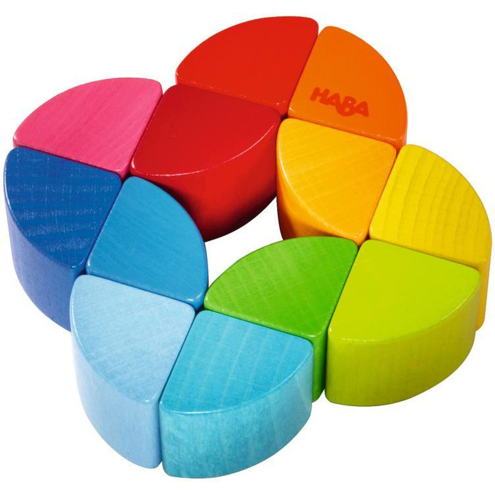 Haba Clutching Toy Rainbow Ring
