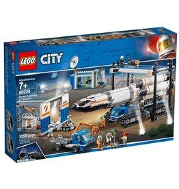LEGO Lego City: Rocket Assembly & Transport