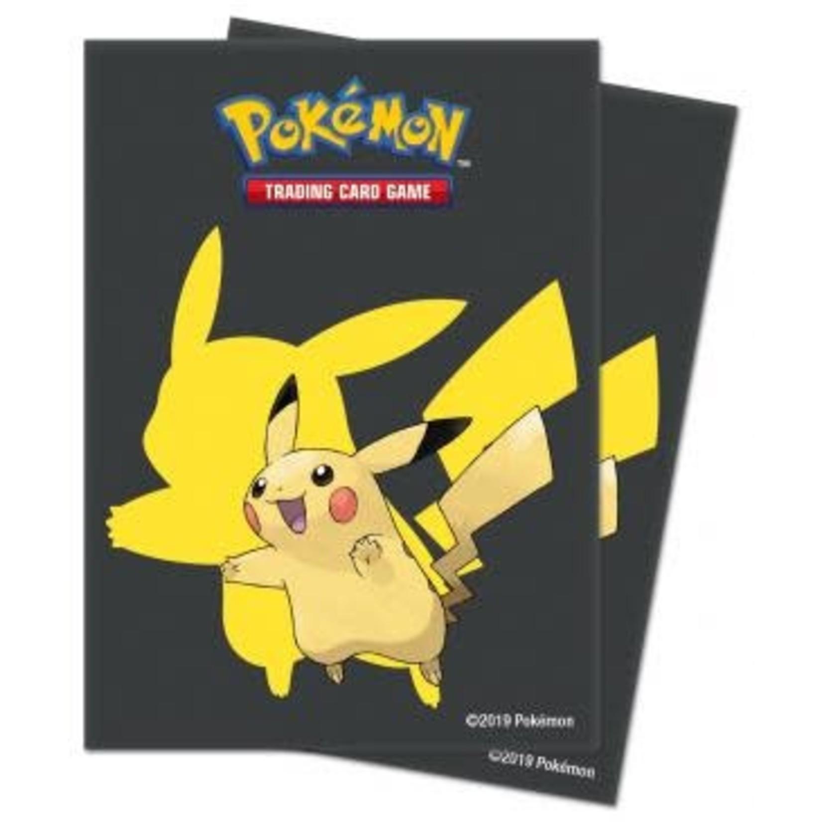 Ultra Pro Pokemon Card Sleeves: Pikachu 2019 (65)