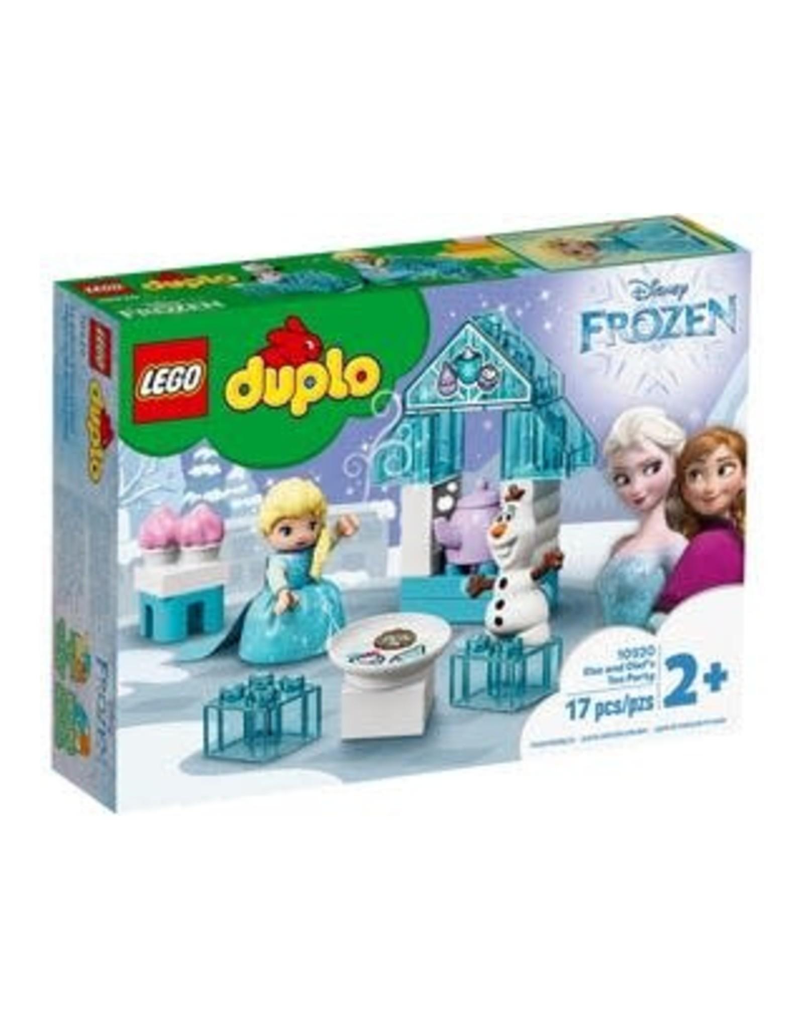 LEGO Lego Duplo: Frozen Elsa and Olaf's Tea Party