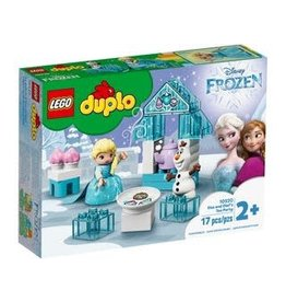LEGO Lego Duplo Frozen Elsa and Olaf's Tea Party