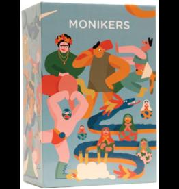 Monikers Base Game