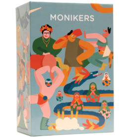 Monikers Monikers Base Game
