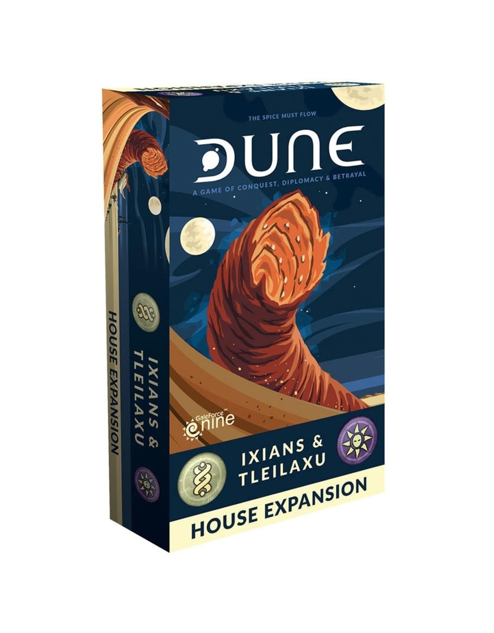 Gale Force Nine Dune: Ixians & Tleilaxu House Expansion