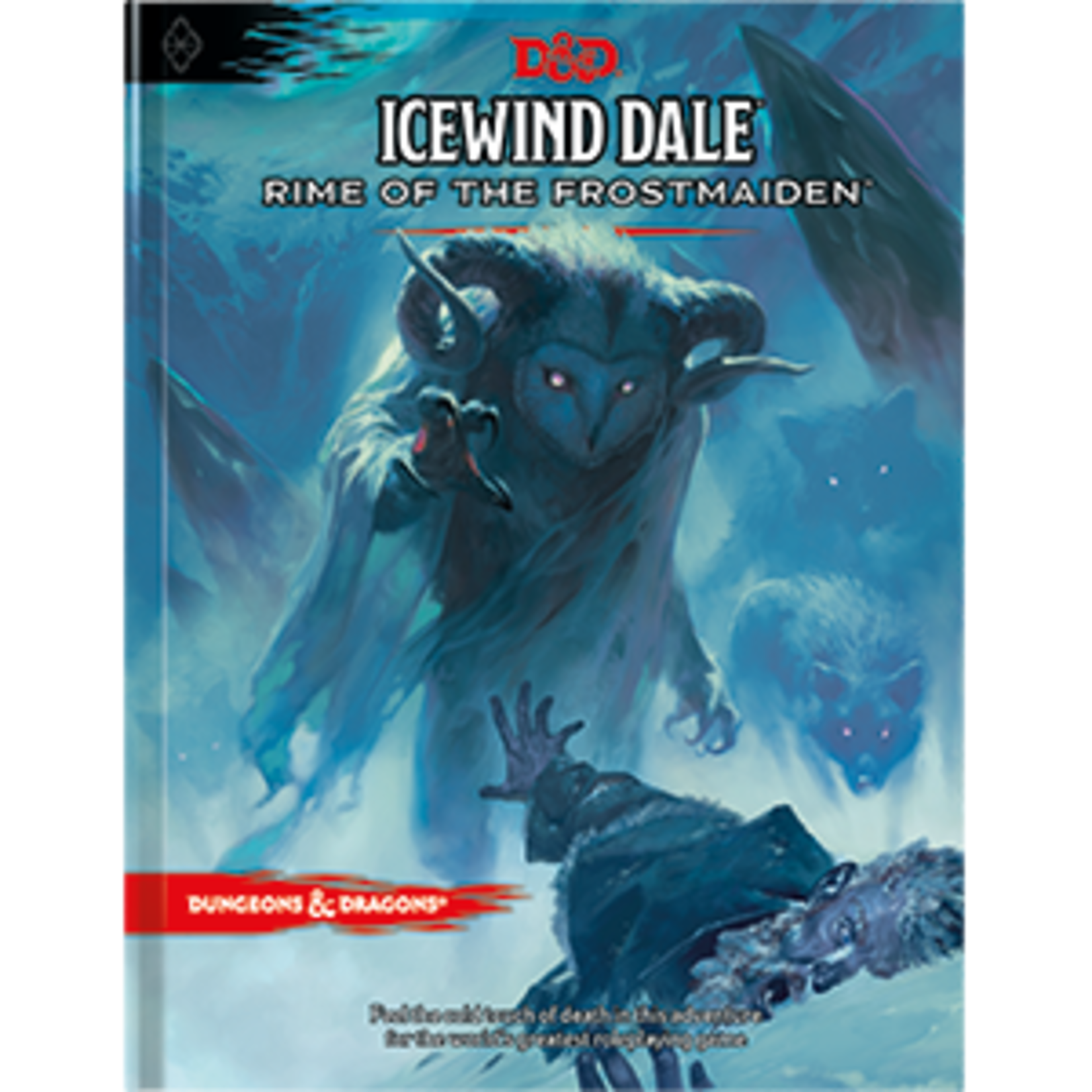 Dungeons & Dragons Dungeons & Dragons 5th Edition: Icewind Dale: Rime of the Frostmaiden