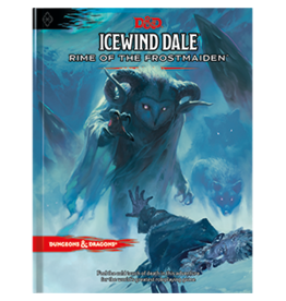 Dungeons & Dragons D&D 5e Icewind Dale Rime of the Frostmaiden