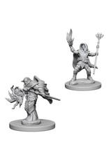 WizKids D&D Nolzur's Marvelous Miniatures (unpainted): Elf Wizard (male)