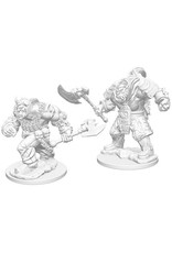 WizKids D&D Nolzur's Marvelous Miniatures (unpainted): Orcs