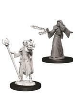 WizKids D&D Nolzur's Marvelous Miniatures (unpainted):Elf Wizard (male)