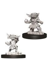 WizKids Pathfinder Minis (unpainted): Goblin Alchemist (female) Wave 9, 73721
