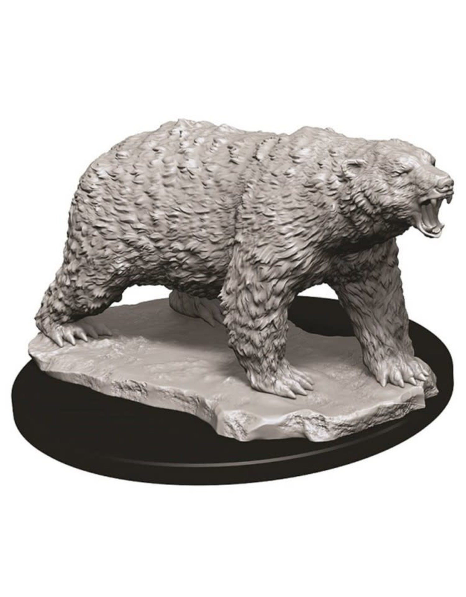 WizKids D&D Minis (unpainted): Polar Bear Wave 9, 73727