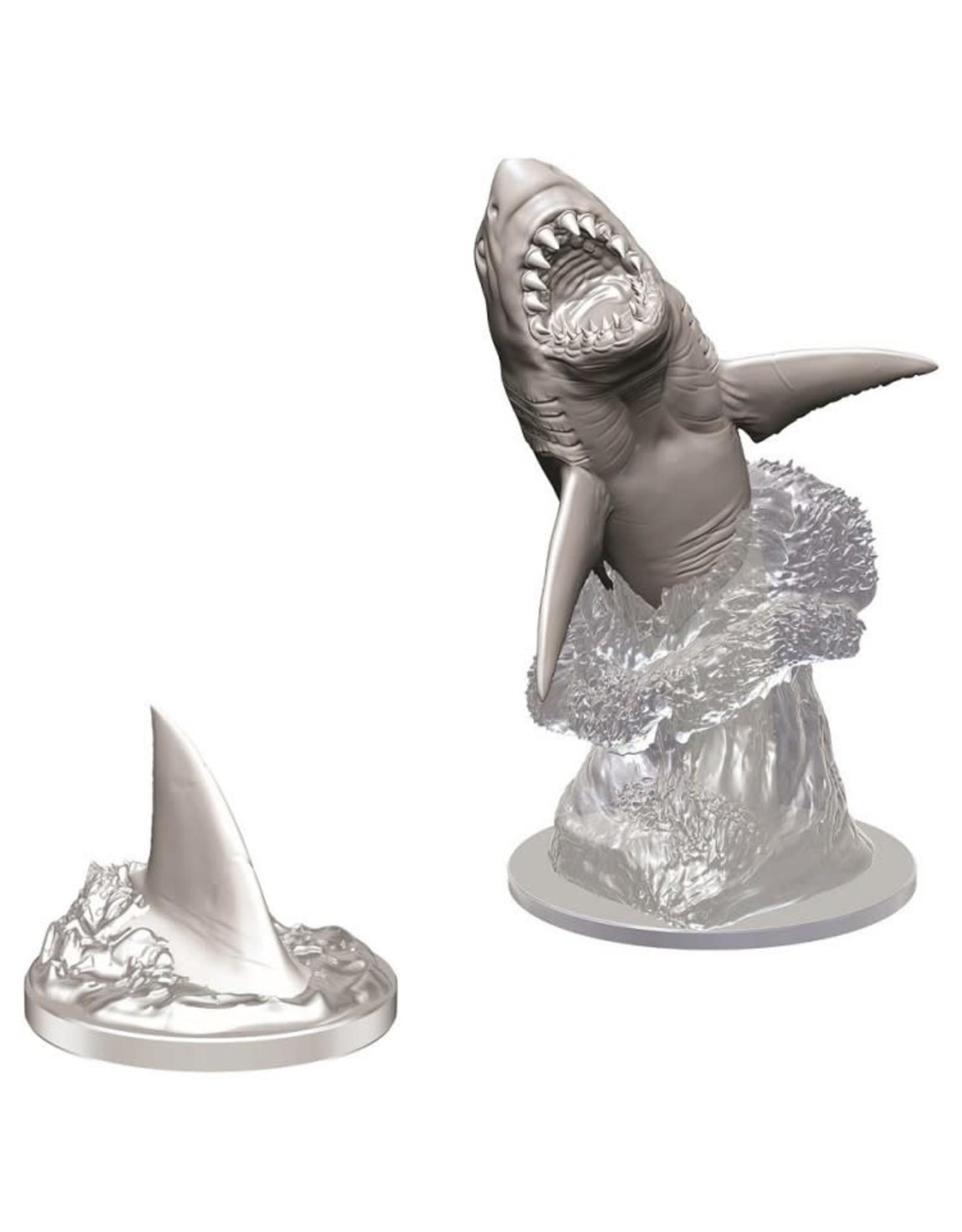 WizKids D&D Minis (unpainted): Shark Wave 9, 73729