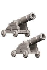 WizKids D&D Minis (unpainted): Cannons Wave 9, 73730