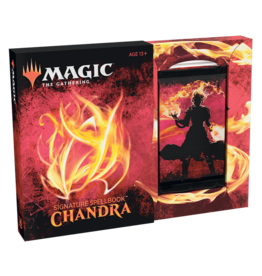 Magic: The Gathering MTG Signature Spellbook: Chandra