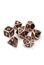 Die Hard Dice Die Hard Dice: 7-Set Mythica Copper Onyx