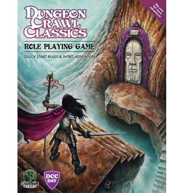 Goodman Games Dungeon Crawl Classics: DCC Day Quickstart Rules & Intro Adventure
