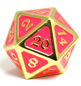 Die Hard Dice DHD: Dire D20 AfterDark Neon Bloom