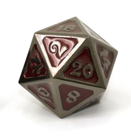 Die Hard Dice DHD: Dire d20 Sinister Ruby