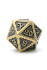 Die Hard Dice Die Hard Dice: Dire d20 Mythica Battleworn Gold