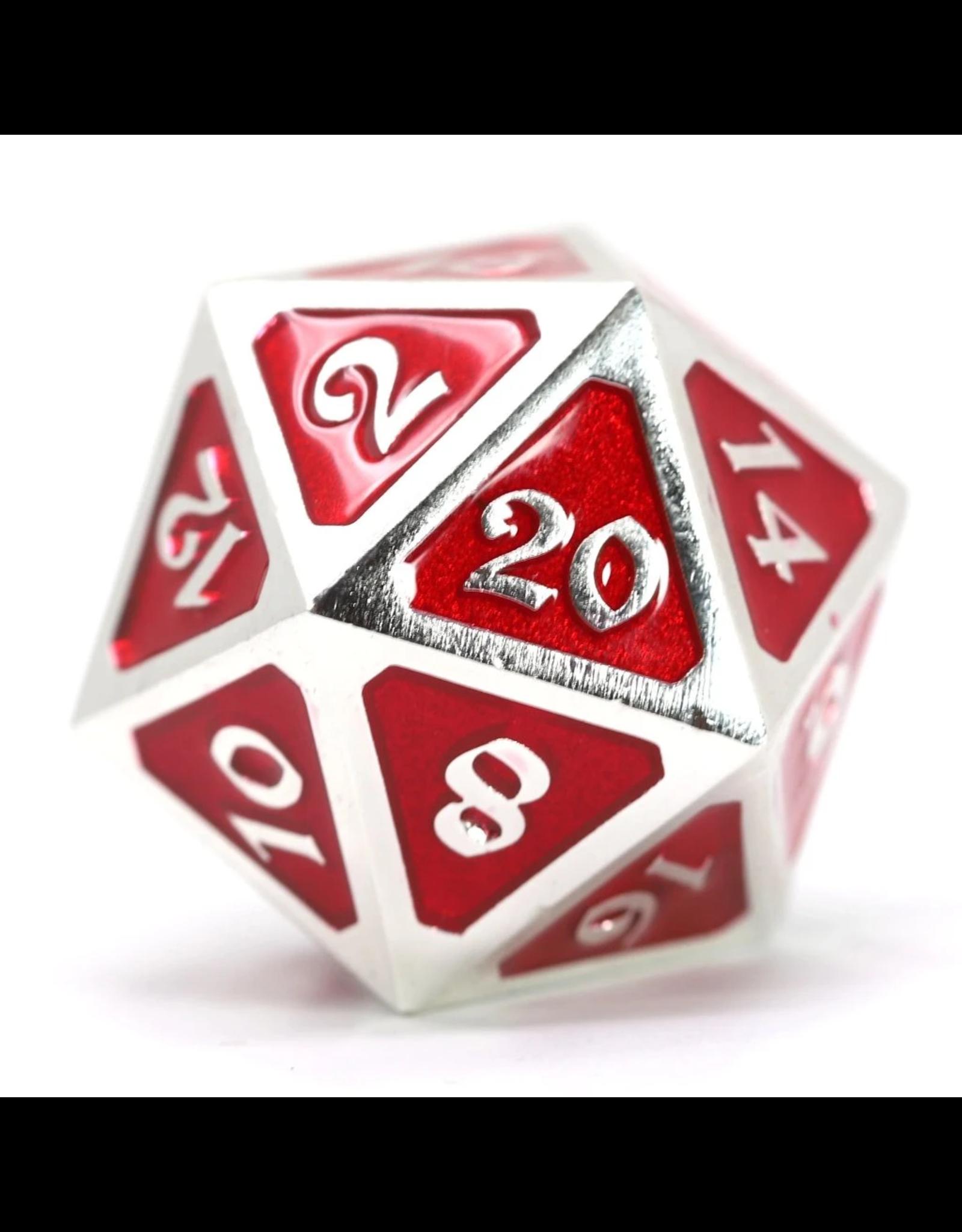 Die Hard Dice Die Hard Dice: Dire d20 Mythica Platinum Ruby