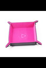 Die Hard Dice Die Hard Dice: Dice Tray Square Pink