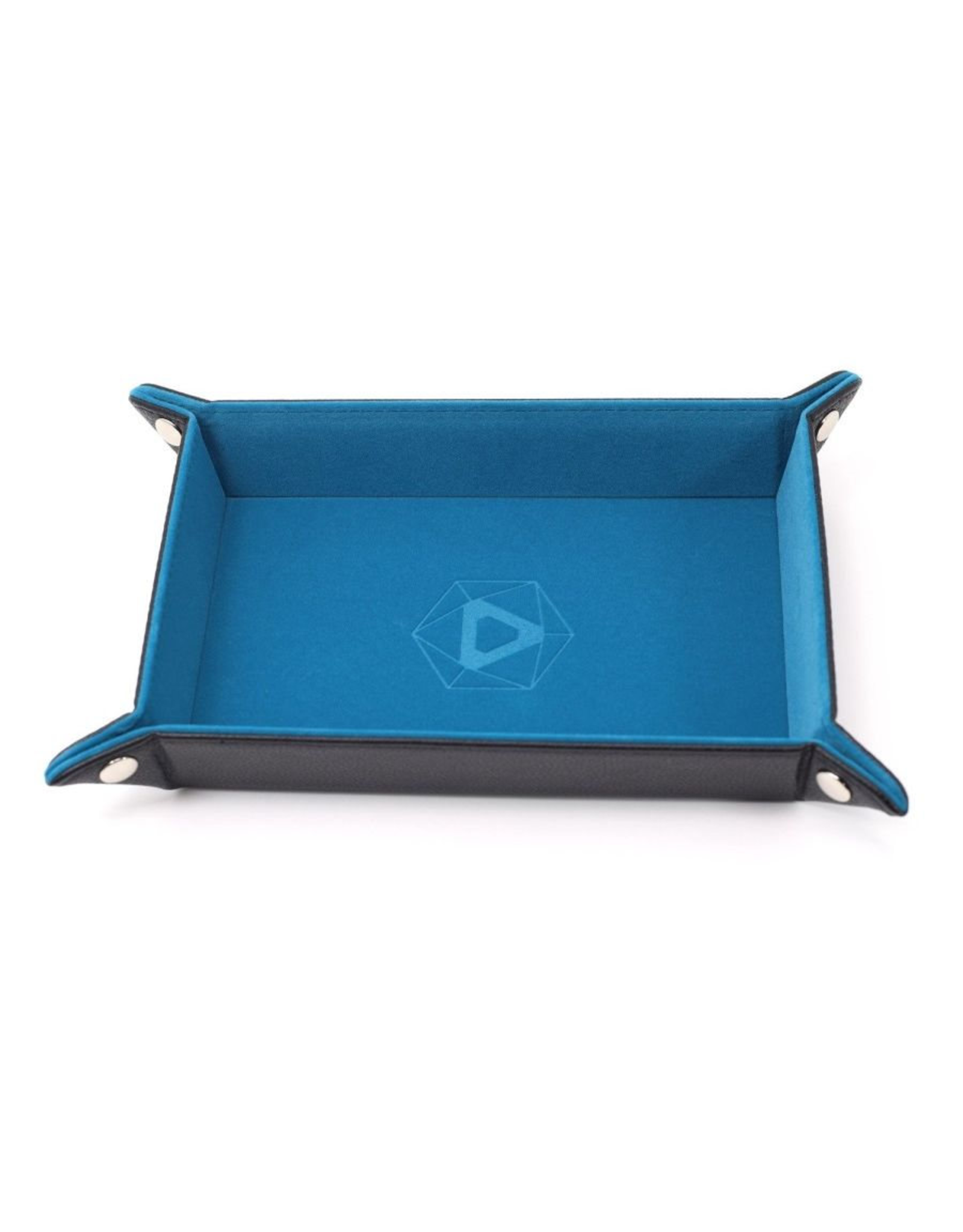 Die Hard Dice Die Hard Dice: Dice Tray Rectangle Teal