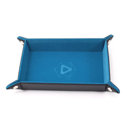 Die Hard Dice DHD: Dice Tray Rectangle Teal