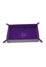 Die Hard Dice Die Hard Dice: Dice Tray Rectangle Purple