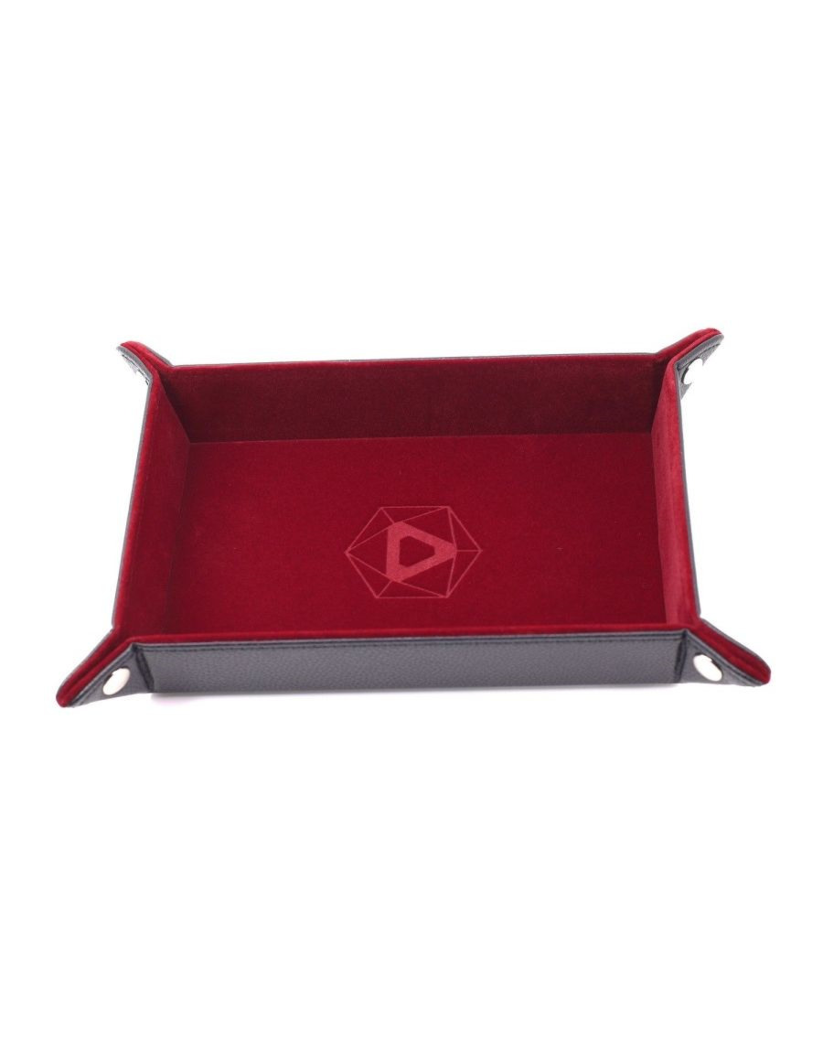 Die Hard Dice Die Hard Dice: Dice Tray Rectangle Red