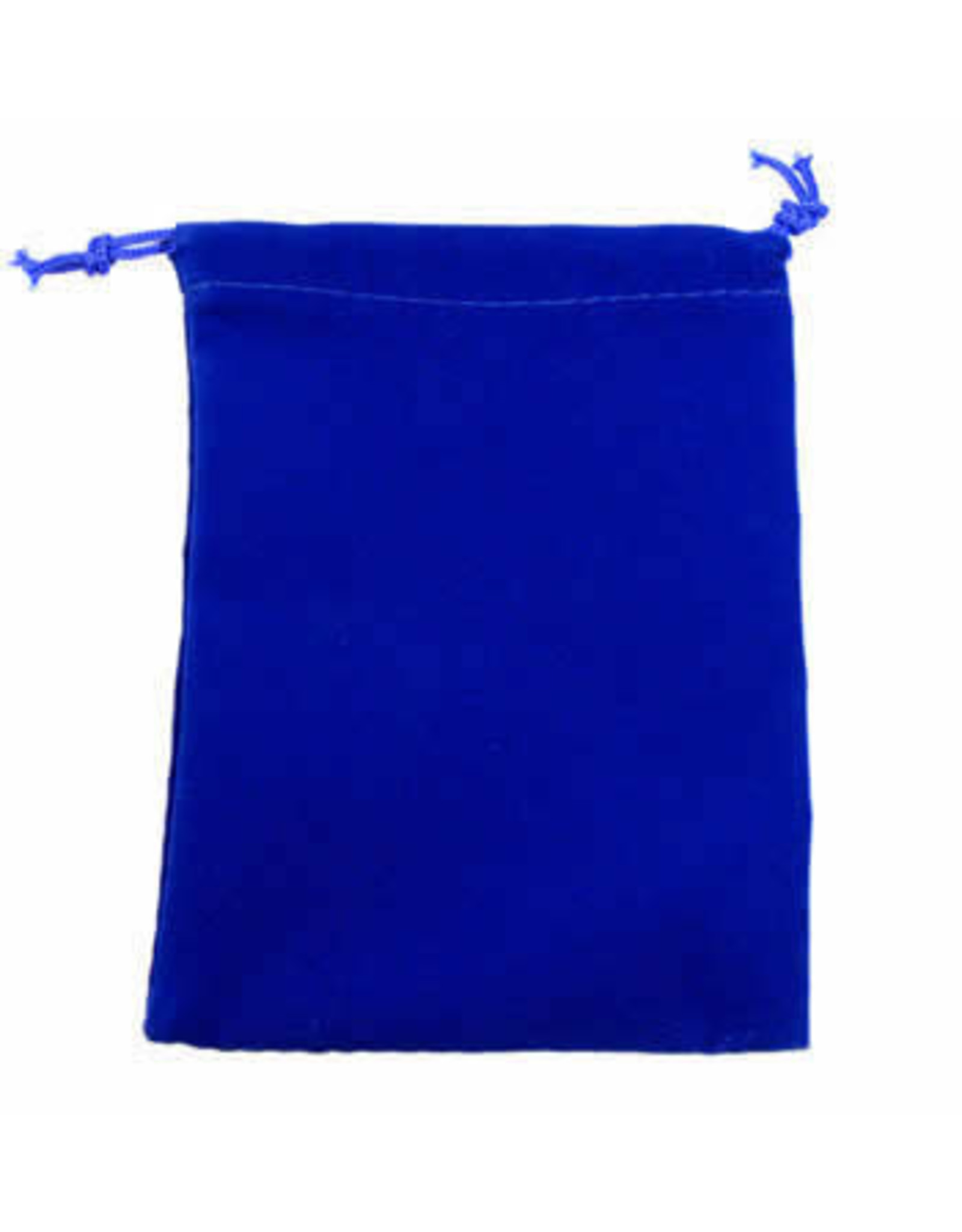 Chessex Dice Bag Suede Small Royal Blue