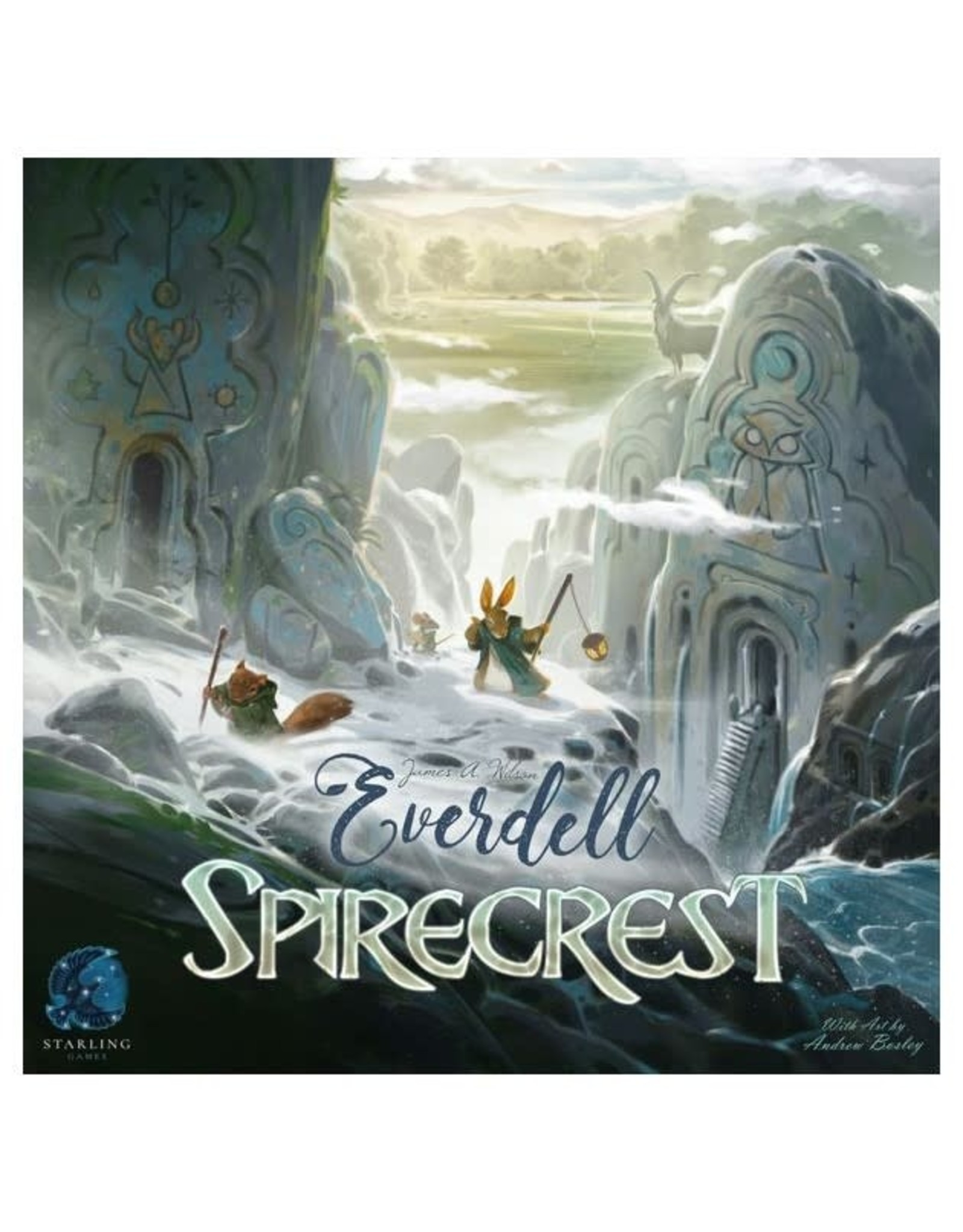 Starling Games Everdell Spirecrest (expansion)