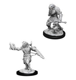 WizKids D&D Minis (unpainted) Dragonborn Paladin (male)  Wave 11, 90002