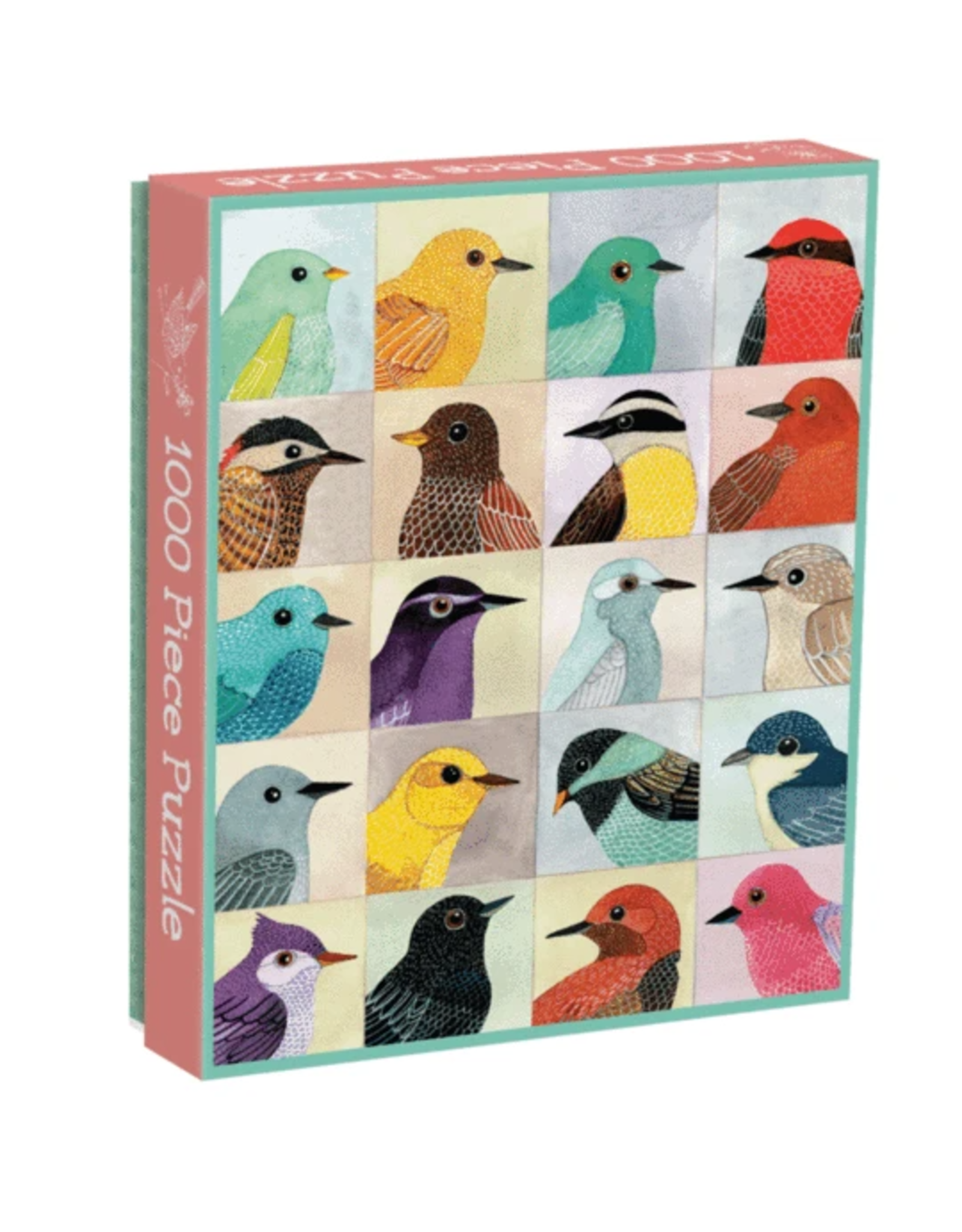 Galison Avian Friends (1000 Pieces)