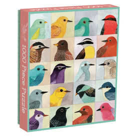 Galison Avian Friends (1000 Pieces)