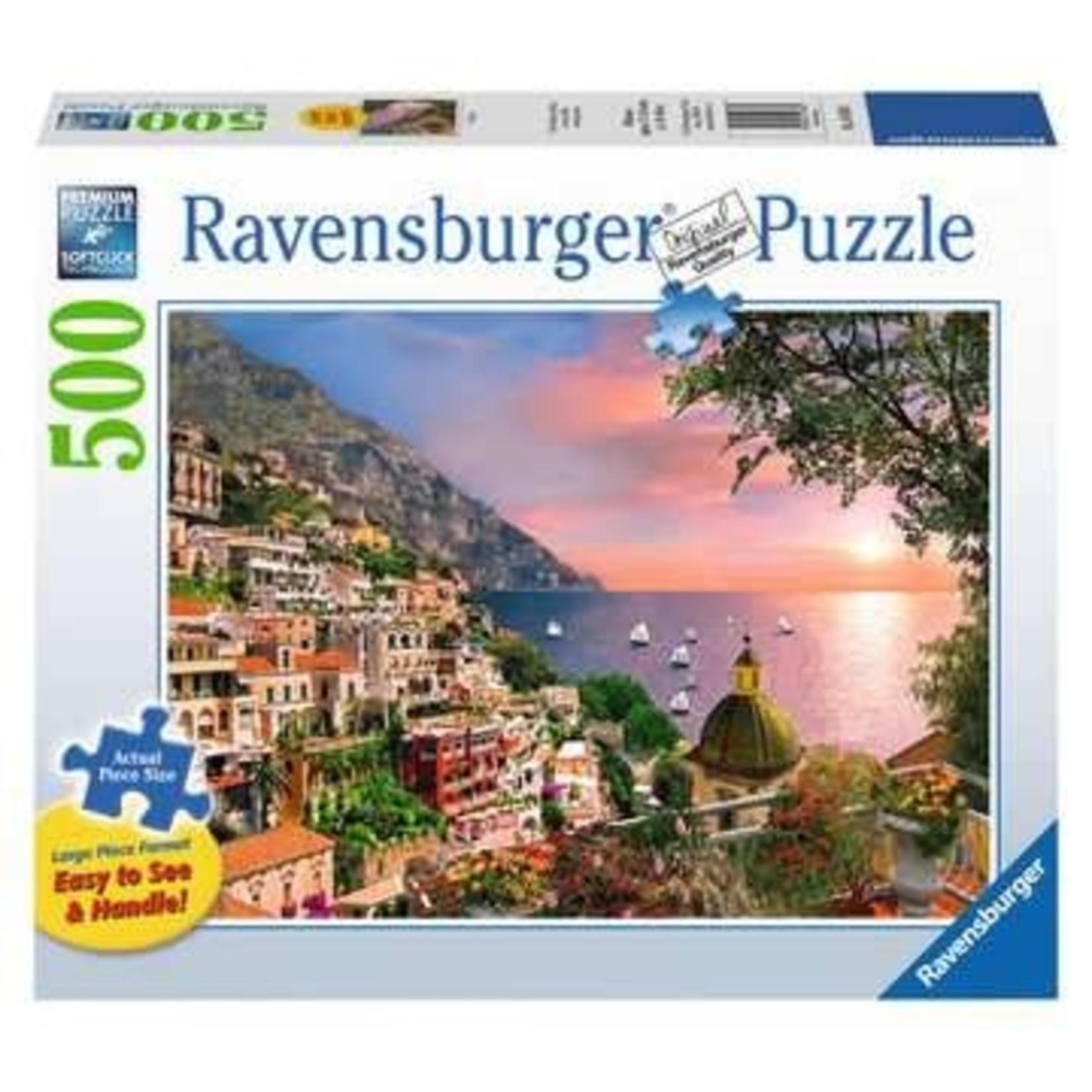Ravensburger Positano 500 - Piece Jigsaw Puzzle