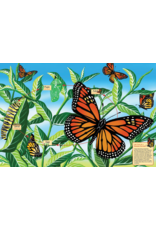 Cobble Hill Life Cycle of a Butterfly (48 Pieces)