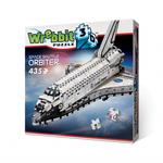 Wrebbit 3D Space Shuttle Orbiter 435 - Piece jigsaw puzzle