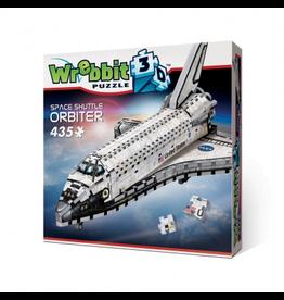 Wrebbit 3D Space Shuttle Orbiter 435p