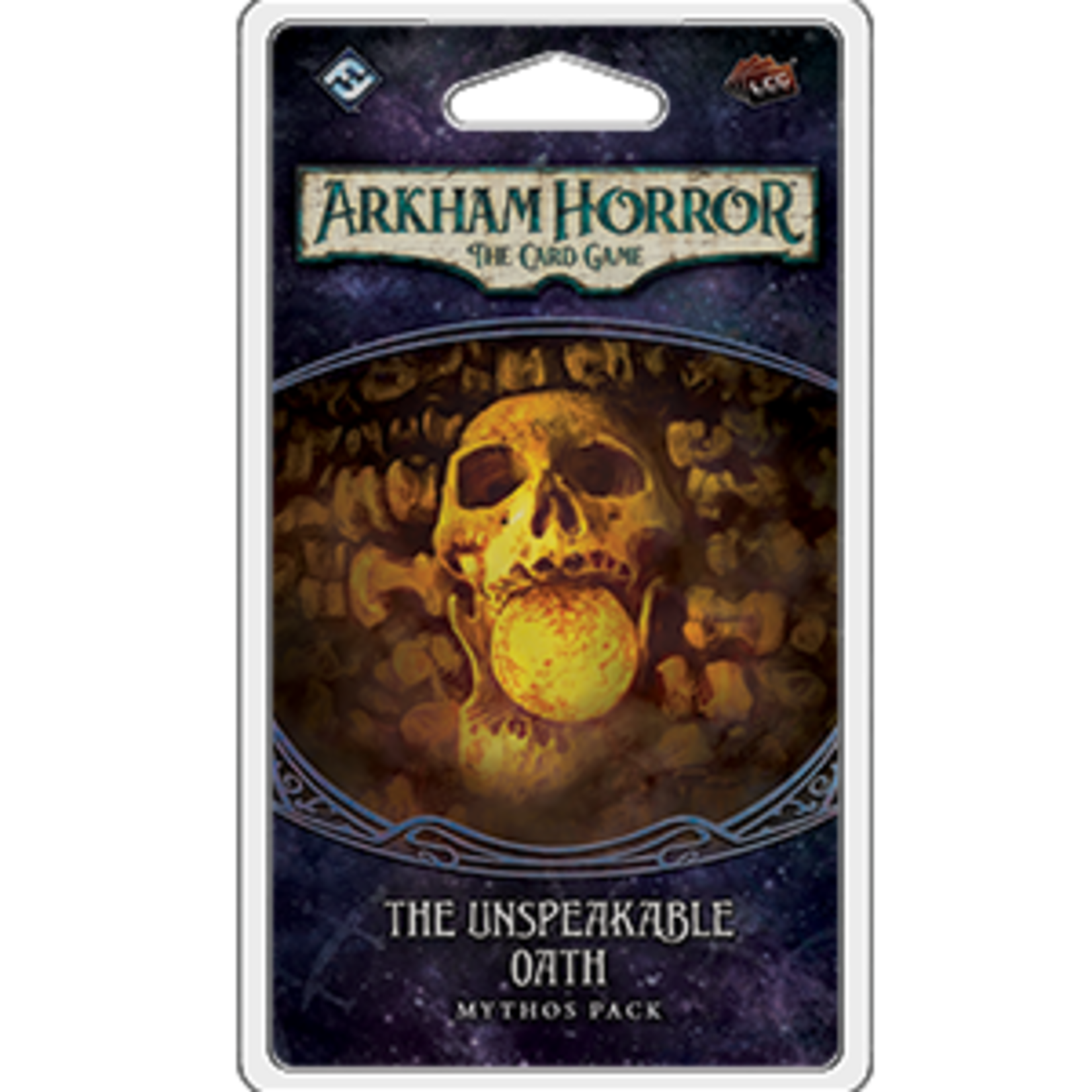 Fantasy Flight Games Arkham Horror LCG: The Unspeakable Oath (Expansion)