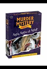 University Games Murder Mystery:  Pasta, Passion & Pistols